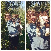 apple picking with nook